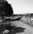 Dorpsgezicht vanaf een landweg tussen de olijftuinen - Stichting Nationaal Museum van Wereldculturen - TM-20011784.jpg