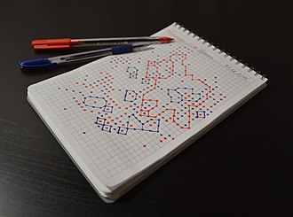 Dots (game) - Image: Dots game