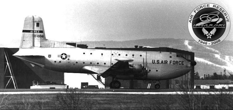 Douglas C-124C-DL Globemaster II 51-081