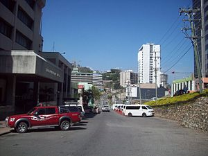 Douglas Street Port Moresby