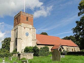 Dovercourt - Image: Dovercourt, All Saints Church