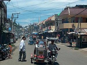 Masbate City - Downtown Masbate