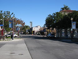 Historic Downtown Vista