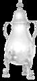Dröppelminna freigestellt Silber hell.png