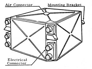 ASC-15 digital computer for the Titan II