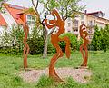 Drei Tänzerinnen - Mörfelden-Walldorf - Germany - 01.jpg