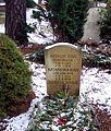 Dresden Heidefriedhof Bär.JPG