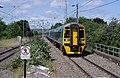 Dudley Port railway station MMB 11 158829 158820.jpg