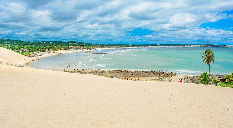 Praias de Natal Praia de Genipabu