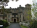 Dunvegan Castle - The front door - geograph.org.uk - 93718.jpg