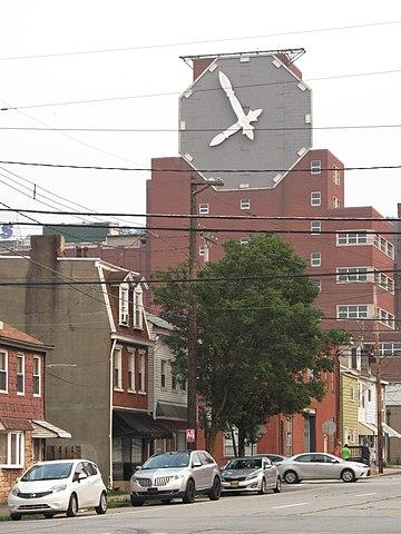 Duquesne Brewery Clock