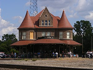 Durand Union Station - Image: Durand Union Station