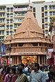 Durga Puja Pandal - Singhi Park - Ramani Chatterjee Road - Kolkata 2014-10-02 8993.JPG