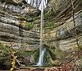 Durnes, la cascade de Vau.jpg