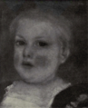 Dutch Painting in the 19th Century - Matthijs Maris - Portrait of a child.png
