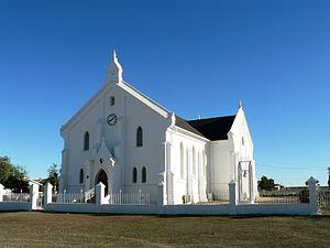 Brandvlei - Dutch Reformed Church