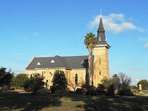 Nieuwoudtville - Dutch Reformed Church
