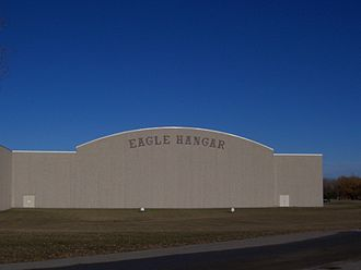 Experimental Aircraft Association - Eagle Hangar at the EAA Aviation Museum