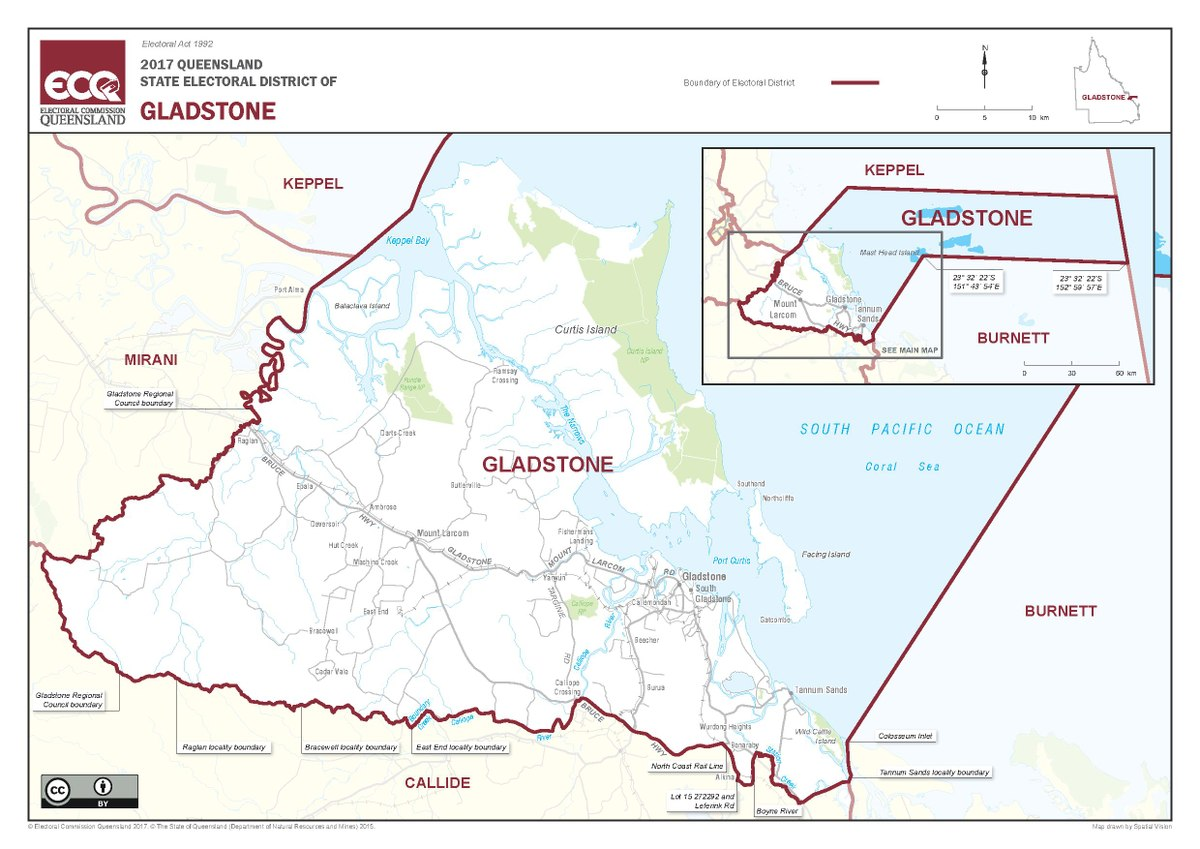 Electoral district of Gladstone Wikipedia