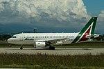 EI-IMG Airbus A319-112 A319 - AZA (27777390071).jpg