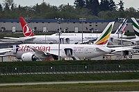 ET-ASI - B788 - Ethiopian Airlines