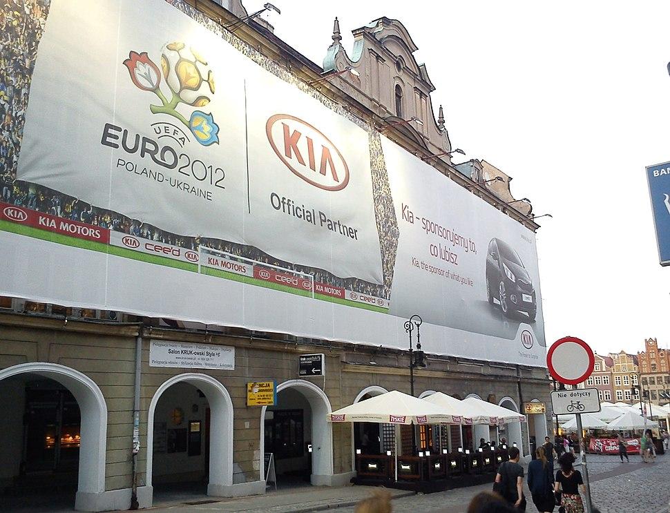 EURO 2012 Poznan Paderewskiego