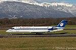 EW 303PJ Bombardier CL-600-2B19 CRJ-200LR CRJ2 - BRU (24044317769).jpg
