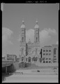 East elevation - St. Stanislaus Church, 524 West Mitchell Street, Milwaukee, Milwaukee County, WI HABS WIS,40-MILWA,8-5.tif