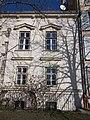 Eclectic facade detail. - 31 Tóth Árpád Promenade, 2016 Budapest.jpg