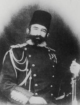 Edhem Pasha - Image: Edhem