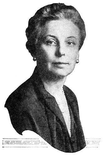 Edna Woolman Chase - Edna Woolman Chase, editor-in-chief of Vogue (1931)