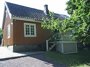 Åsgårdstrand - Edvard Munch's house