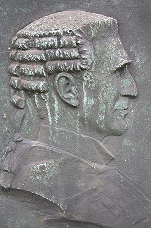 Edward Theodore Salvesen - Edward Salvesen by H S Gamley, Dean Cemetery