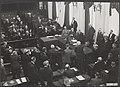 Eerste bijeenkomst van de nieuwe Tweede Kamer na de 2e Wereldoorlog. Overzicht v, Bestanddeelnr 022-0417.jpg