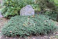 Ehrengrab Potsdamer Chaussee 75 (Niko) Kurt Mattick.jpg