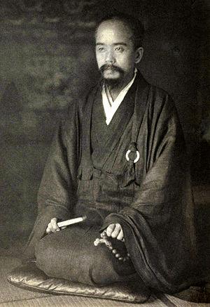Ekai Kawaguchi - Kawaguchi in 1899, by Zaida Ben-Yusuf