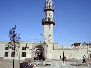 El Amrawy Mosque - in Minya, Egypt