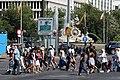El Ayuntamiento comienza a instalar la señalización vertical de Madrid Central 03.jpg