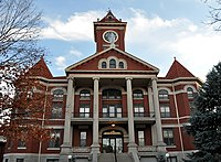 El Dorado Courthouse, Butler County, Kansas.jpg