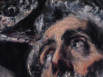 Laocoön (El Greco) - Detail
