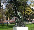 El arquero - Bourdelle - Buenos Aires.jpg