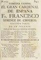 El gran cardenal de España Fr. Francisco Ximenez de Cisneros. Segunda parte (IA elgrancardenalde12diam).pdf