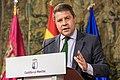 El presidente de Castilla-La Mancha presenta el Plan de Empleo 2021 (51178086876).jpg