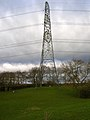 Electricity Pylon near The Lews - geograph.org.uk - 323458.jpg