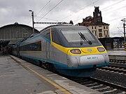 Elektrická jednotka 680, Praha hlavní nádraží