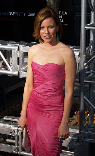 Elizabeth Banks - Banks at the Spider-Man 3 premiere in 2007