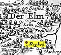 Elm mit Räbke von Casper Dauthendey 1700.jpg