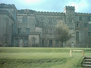 Elvaston Castle - The castle today