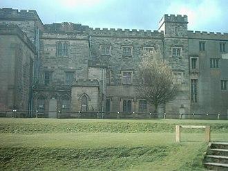 Elvaston Castle - The castle today