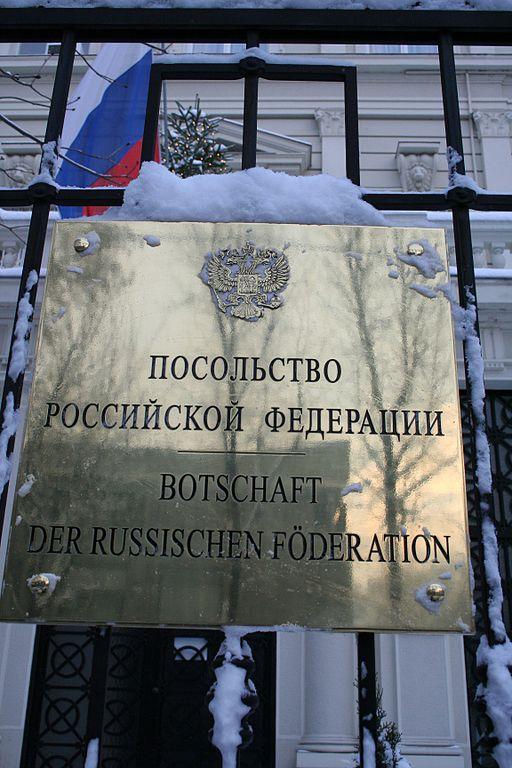 In Vienna Russian Embassy 30